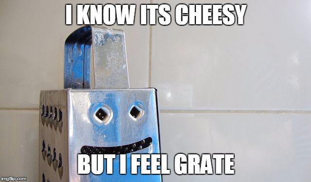 Cheesy Meme bullet point